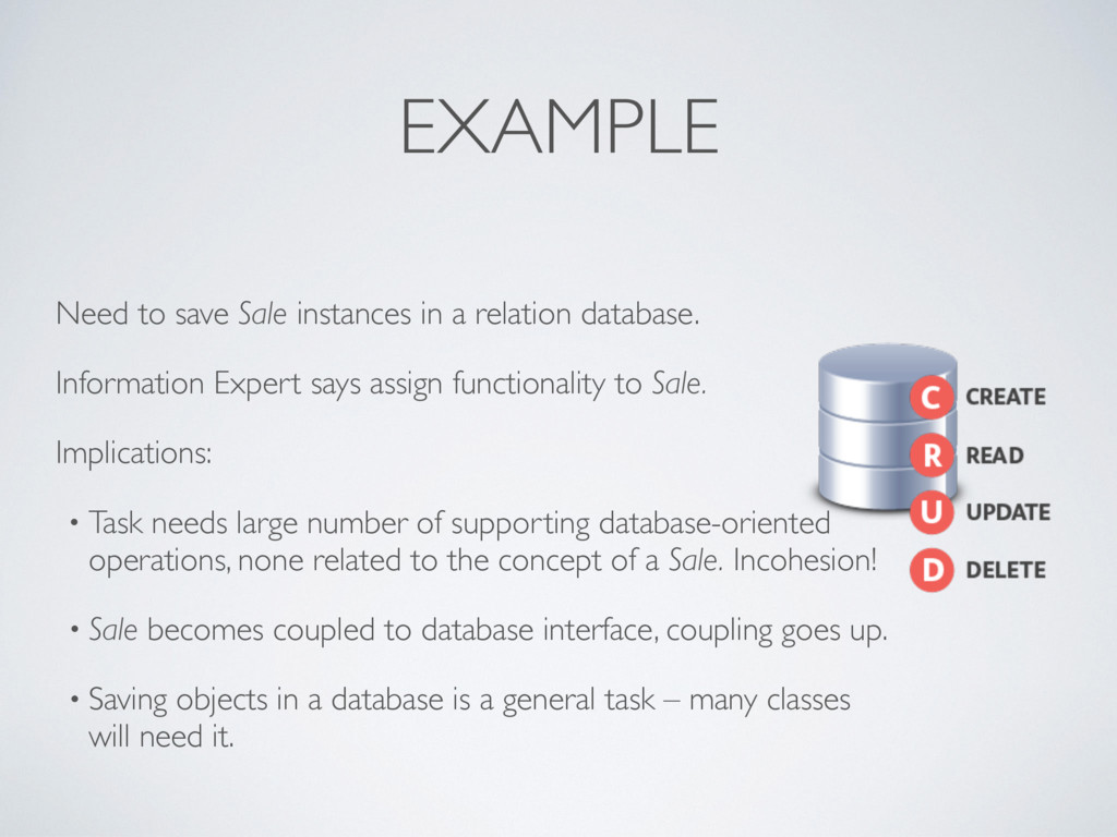 EXAMPLE Need to save Sale instances in a relati...