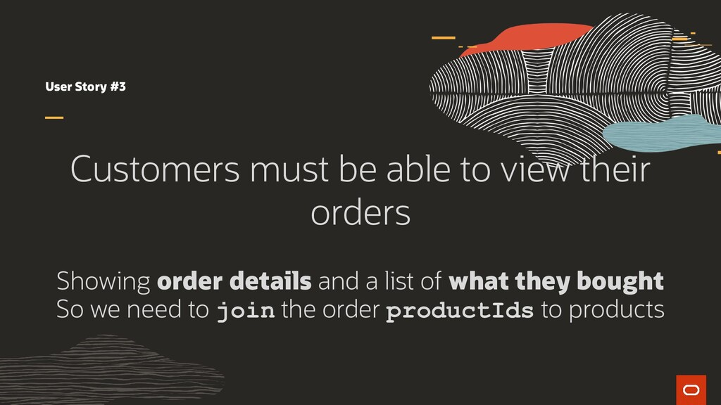User Story #3 Customers must be able to view th...