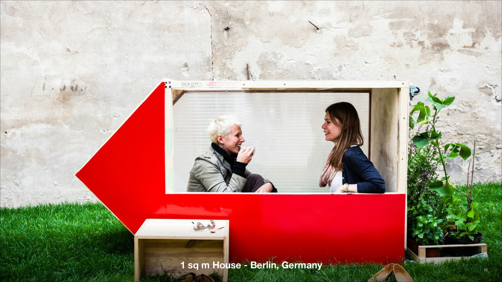 1 sq m House - Berlin, Germany 13