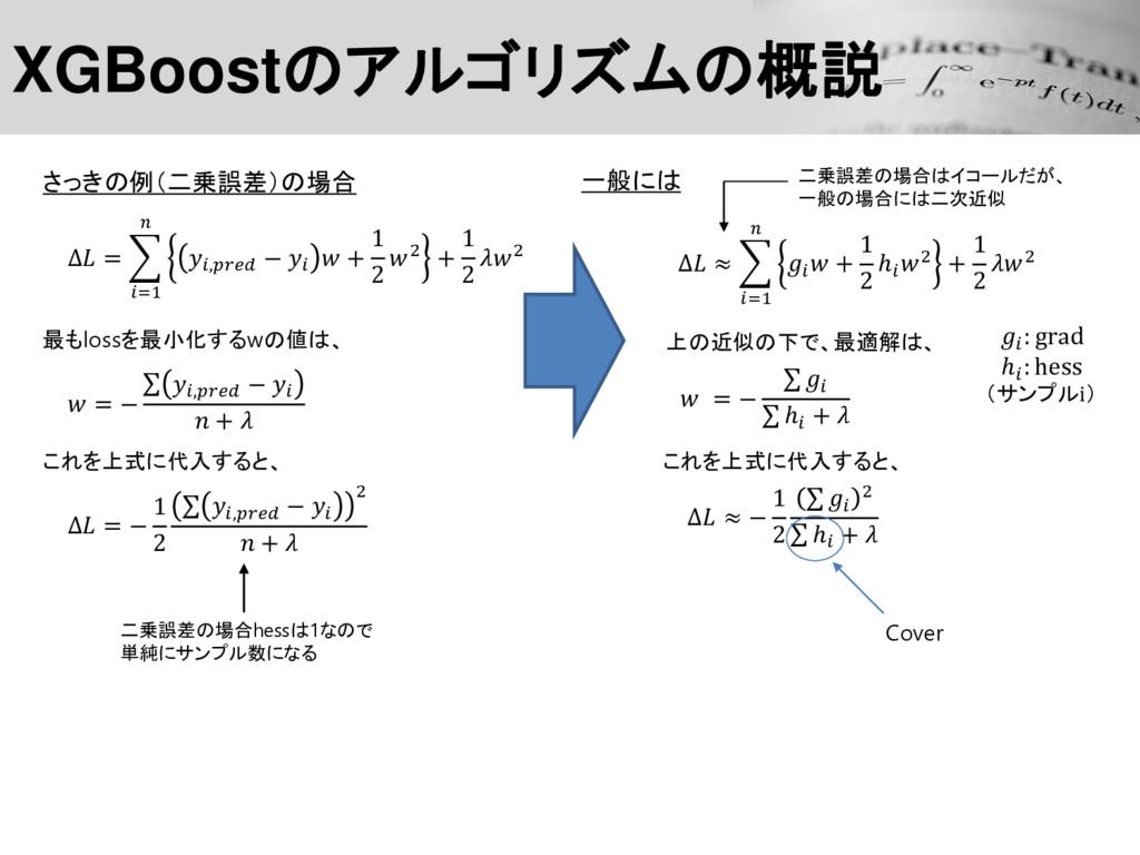 一般には ∆ ≈  =1    + 1 2 ℎ 2 + 1 2 2  = − σ  σ ℎ ...
