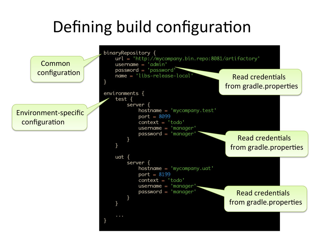 Defining	