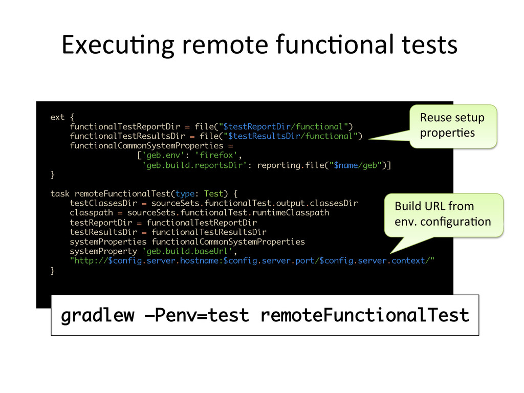 Execu,ng	