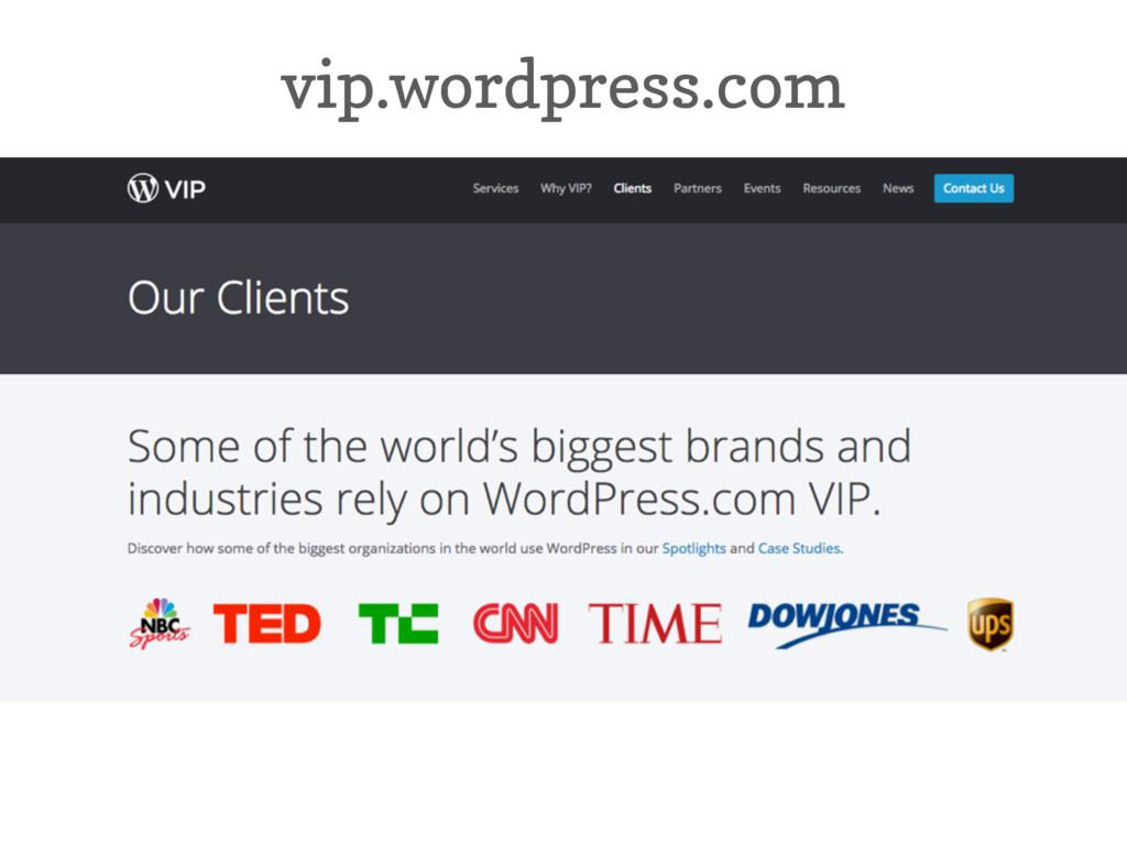 vip.wordpress.com