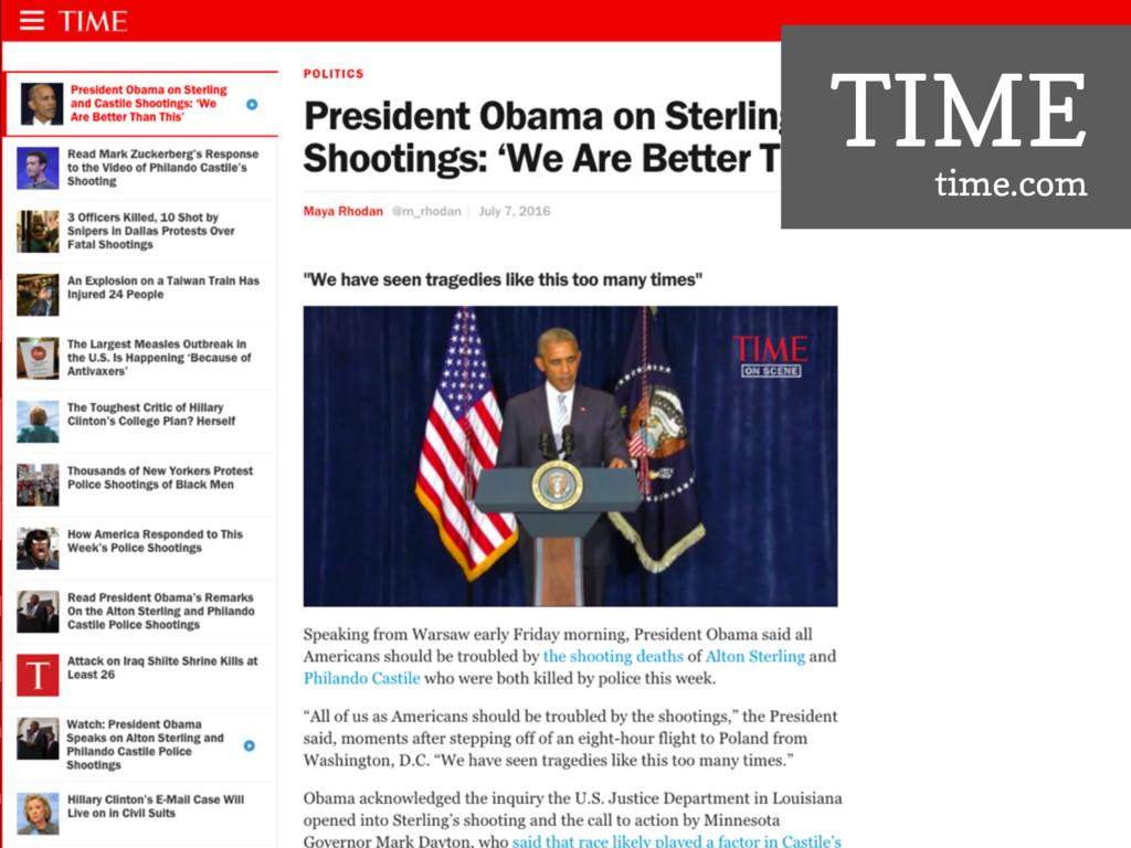 TIME time.com