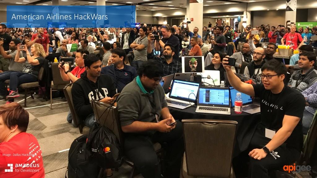 Image: Dallas Hackathon American Airlines HackW...