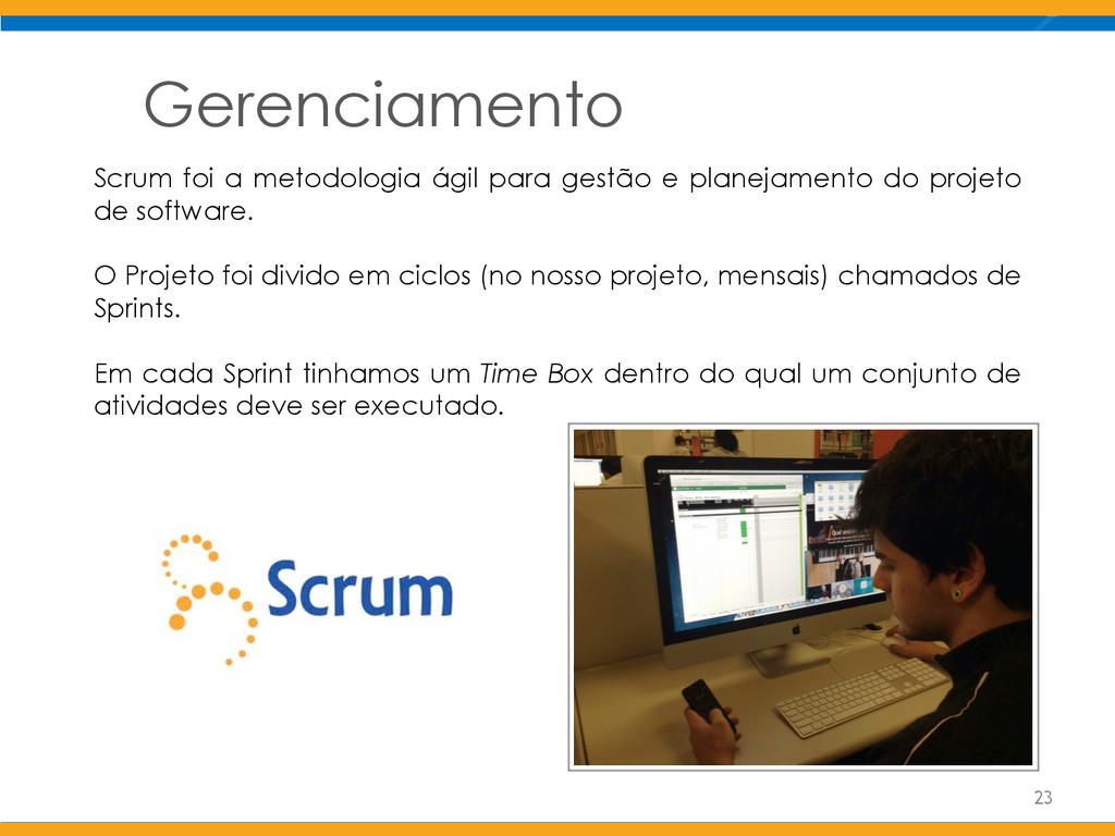 Gerenciamento Scrum foi a metodologia ágil para...