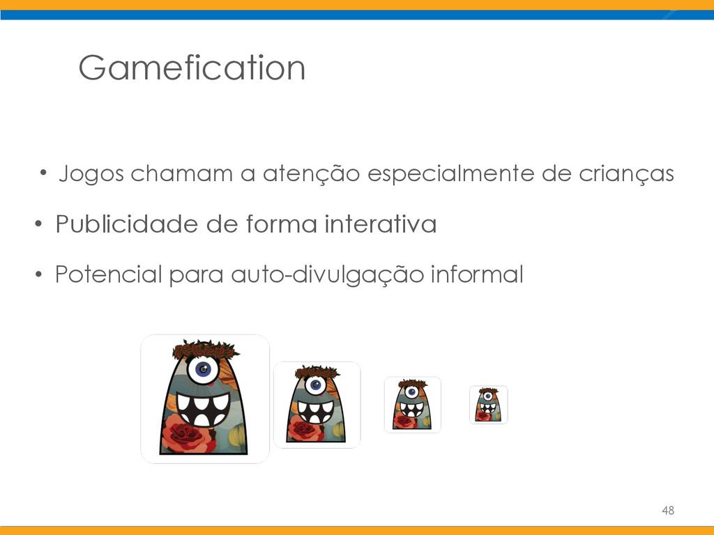 Gamefication • Jogos chamam a atenção especialm...