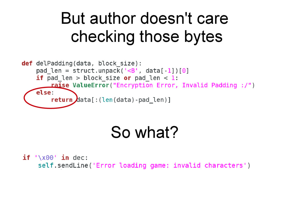 But author doesn't care checking those bytes So...