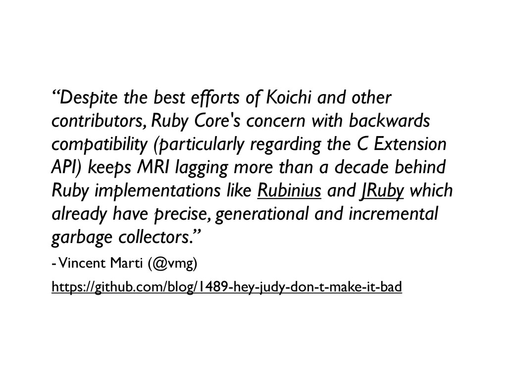 """""""Despite the best efforts of Koichi and other c..."""