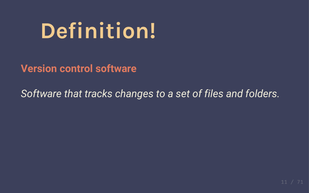 What's Git? Definition! Version control softwar...