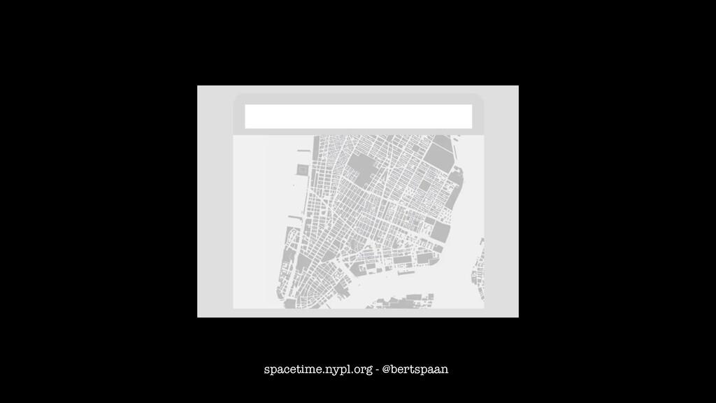 spacetime.nypl.org - @bertspaan