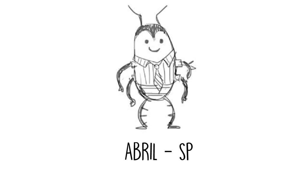 ABRIL - SP