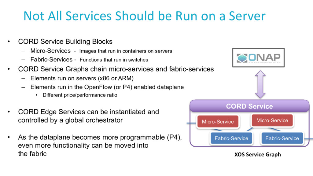 Not All Services Should be Run on a Server • CO...