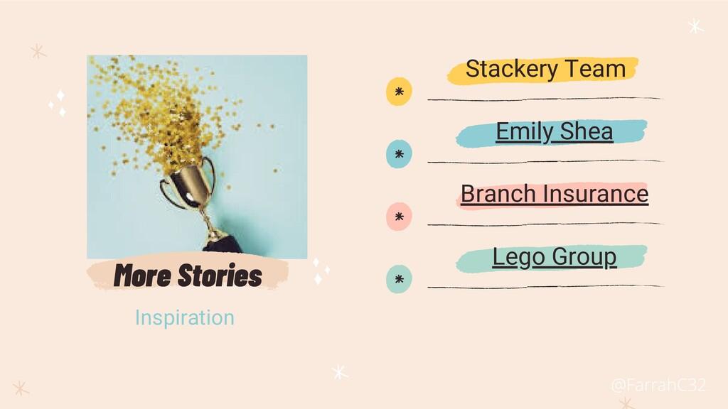 * * * * More Stories Inspiration Emily Shea Bra...