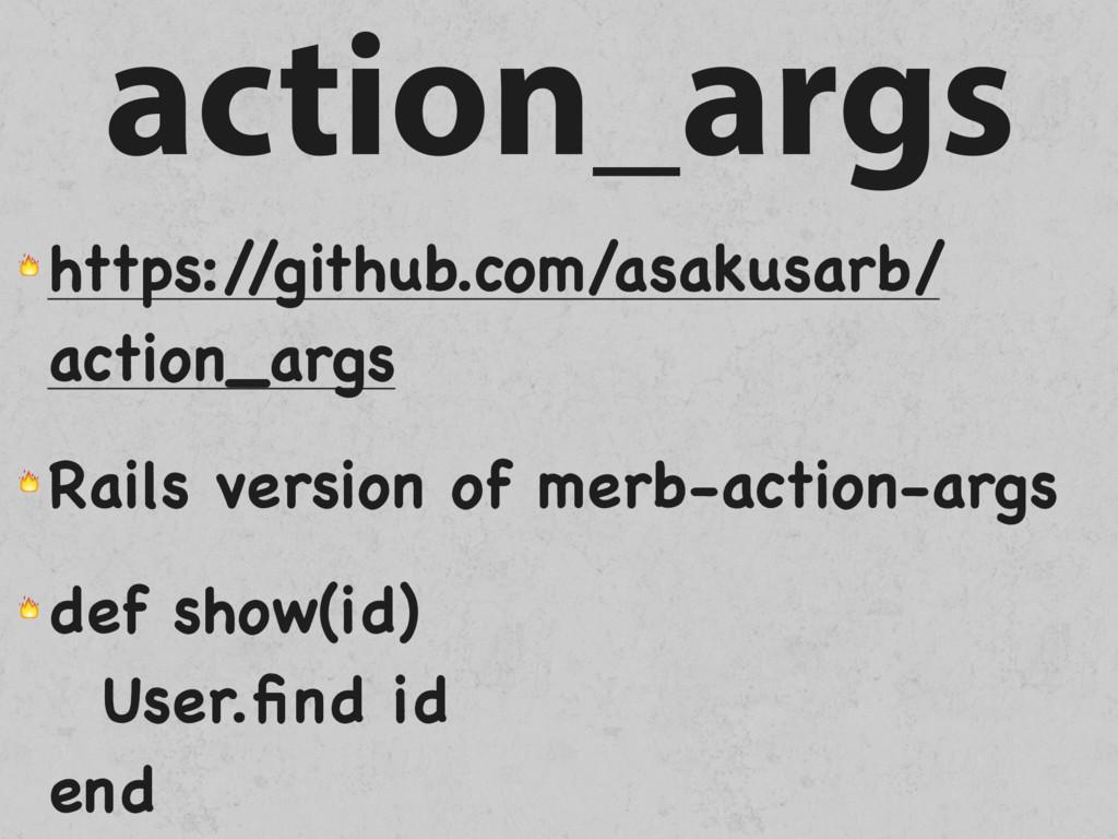action_args  https:/ /github.com/asakusarb/ act...