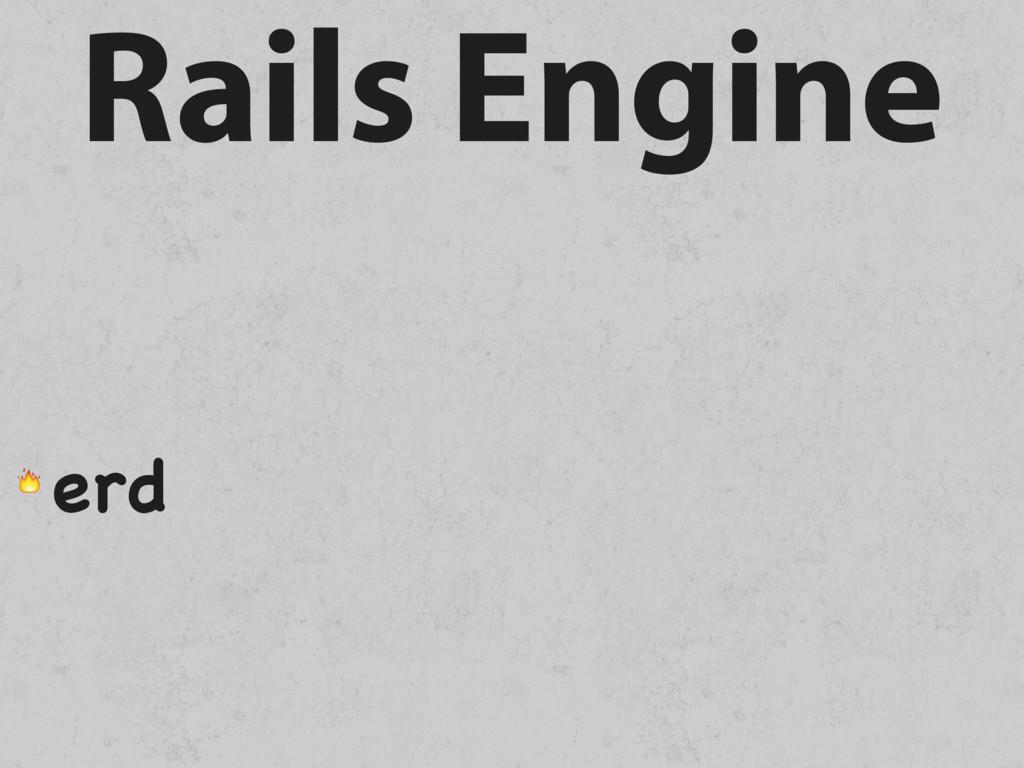 Rails Engine  erd