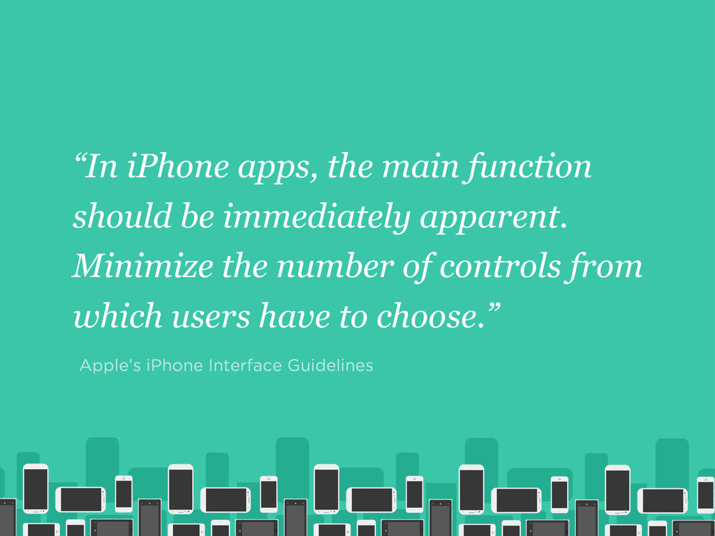 """In iPhone apps, the main function should be im..."