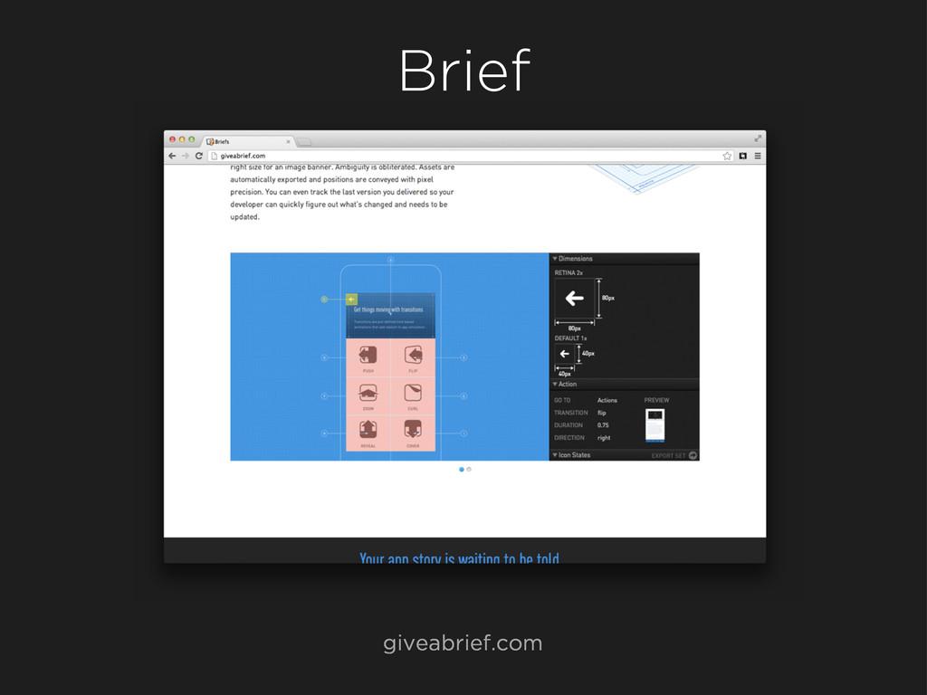 Brief giveabrief.com