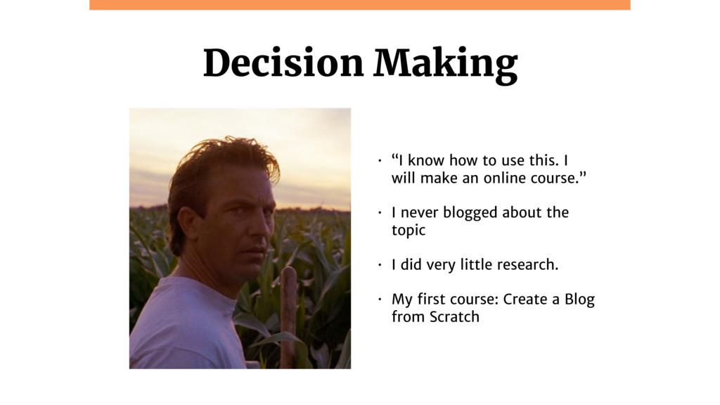 """@jcasabona Decision Making • """"I know how to use..."""
