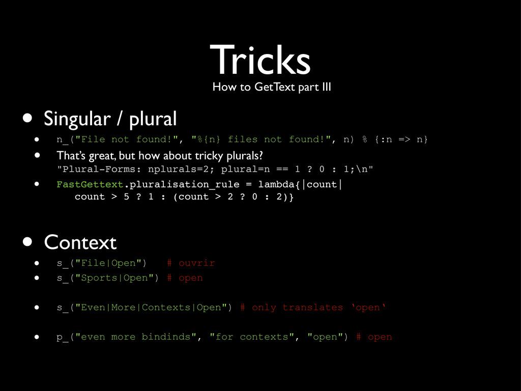"""Tricks • Singular / plural • n_(""""File not found..."""