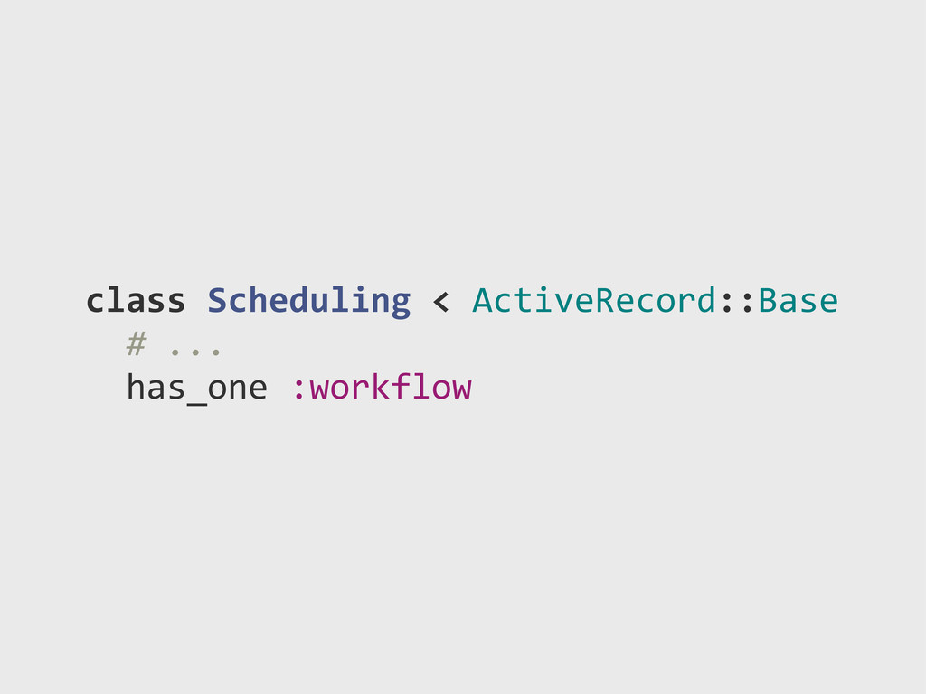 """class)Scheduling)<)ActiveRecord::Base ))#""""... )..."""