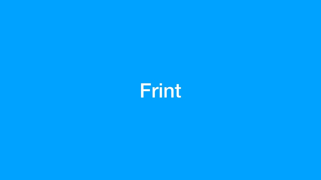 Frint