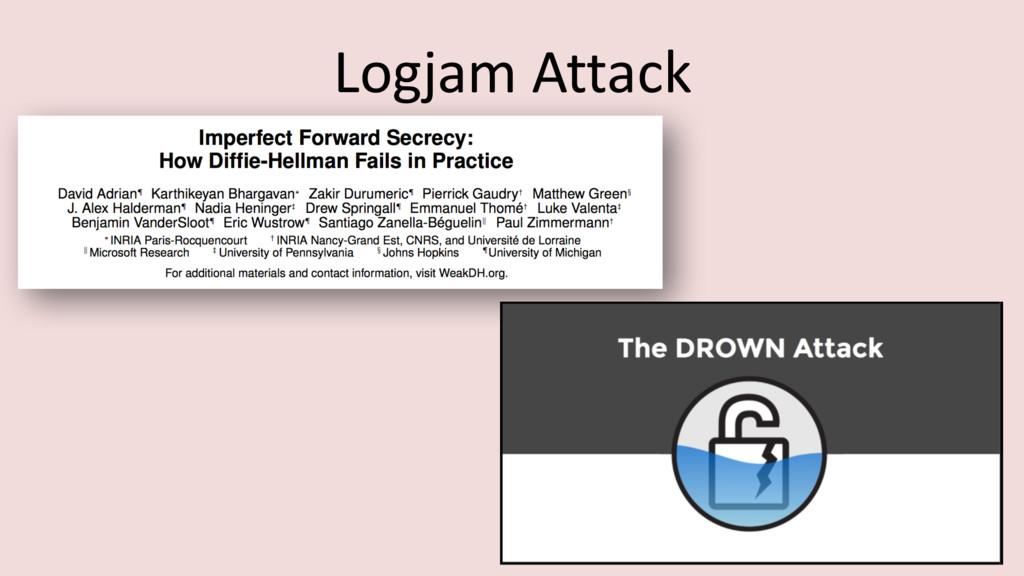 Logjam Attack 33
