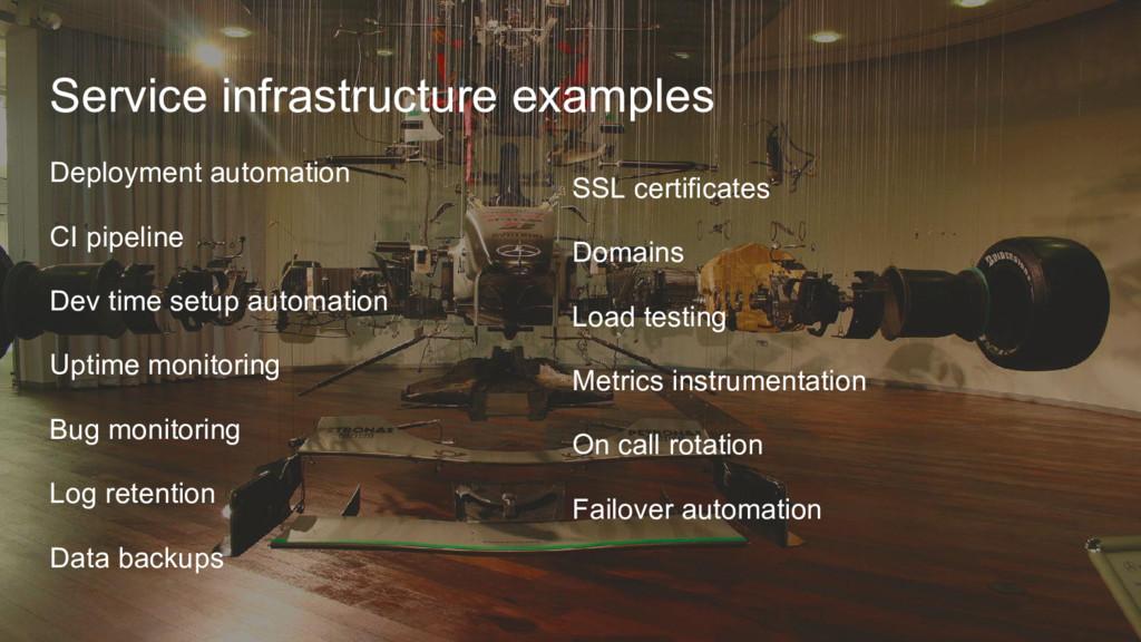 Deployment automation CI pipeline Dev time setu...