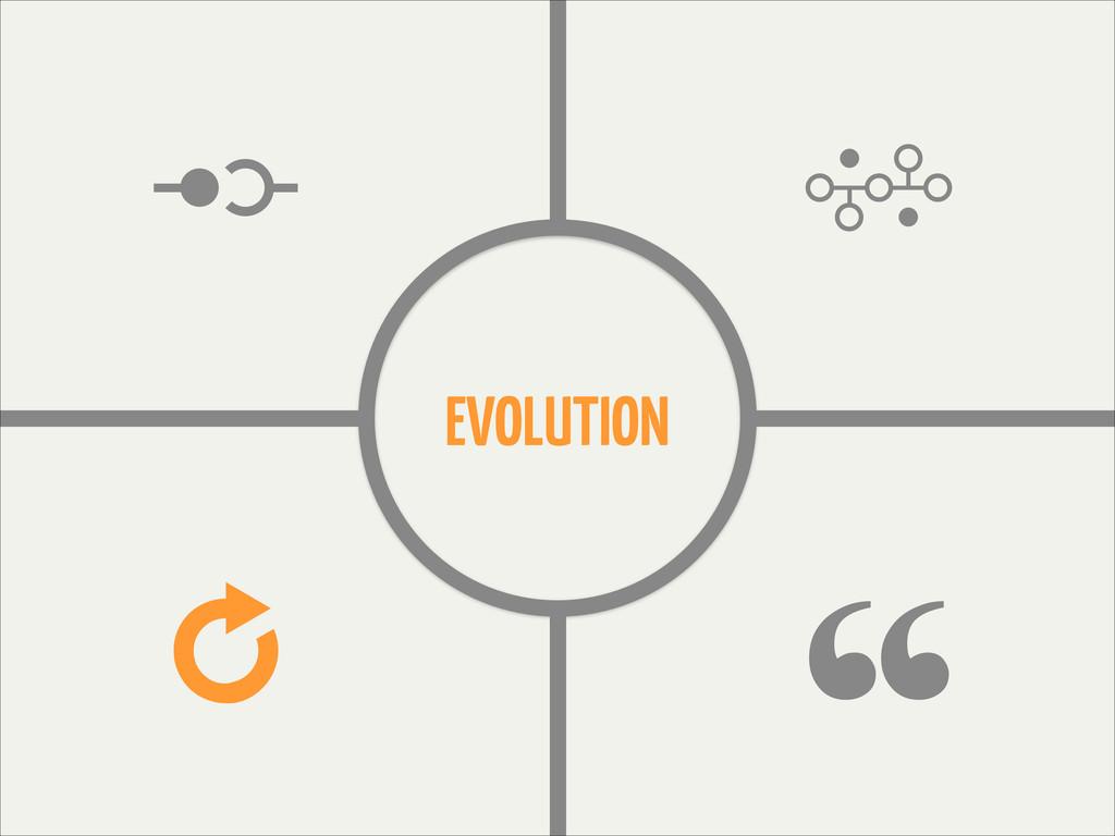 Ģ B ģ z EVOLUTION