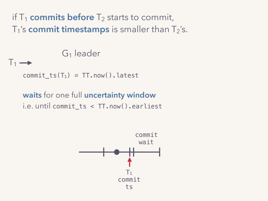 commit_ts(T1) = TT.now().latest waits for one f...