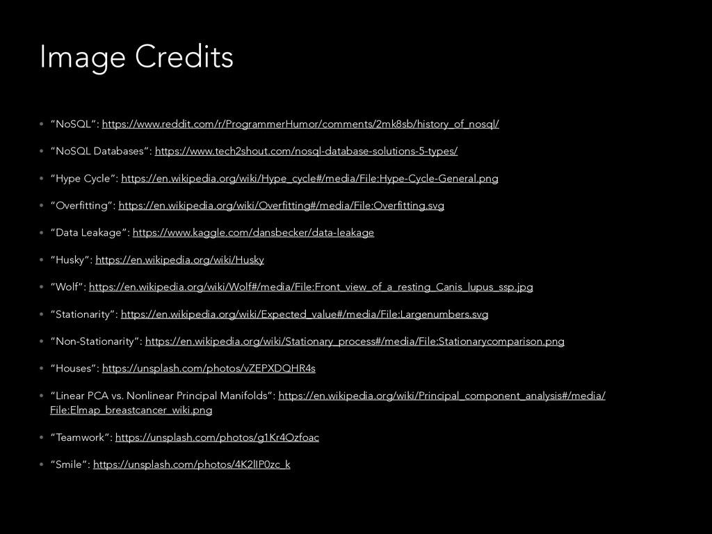"Image Credits • ""NoSQL"": https://www.reddit.com..."