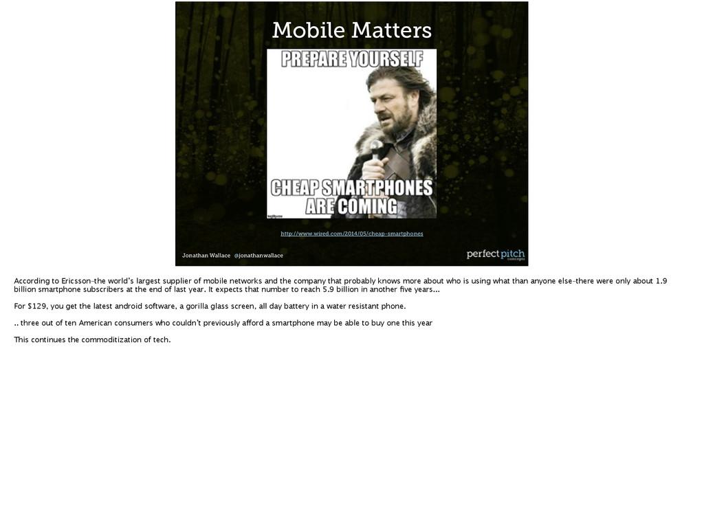 Jonathan Wallace @jonathanwallace http://www.wi...