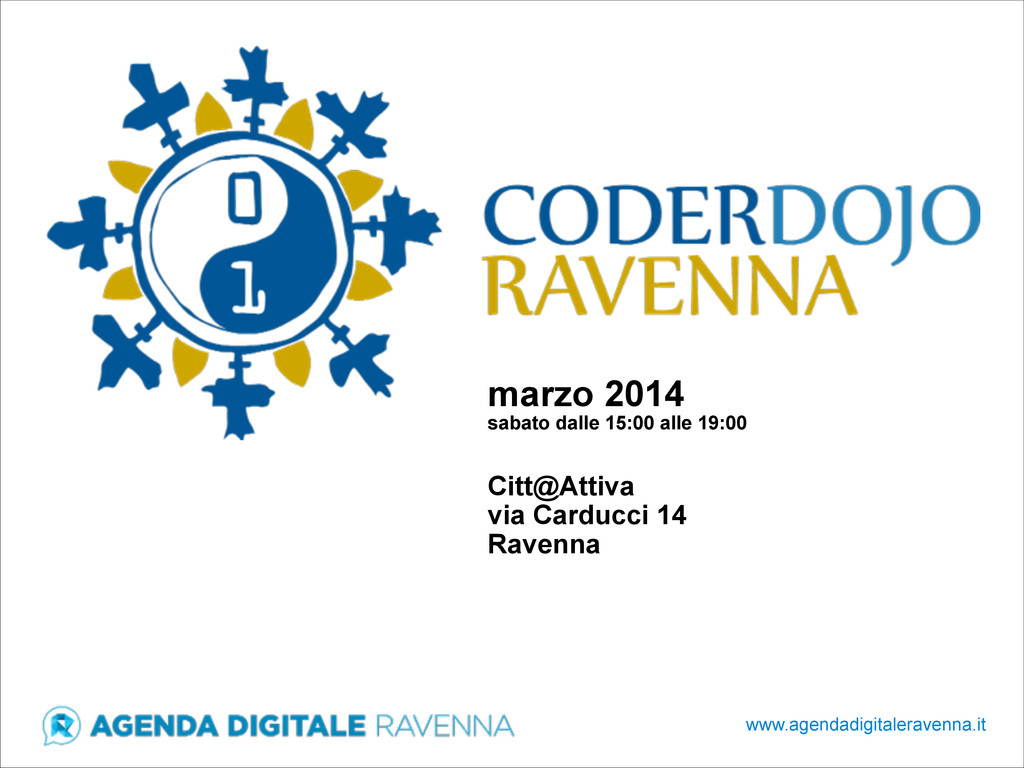 www.agendadigitaleravenna.it marzo 2014 sabato ...