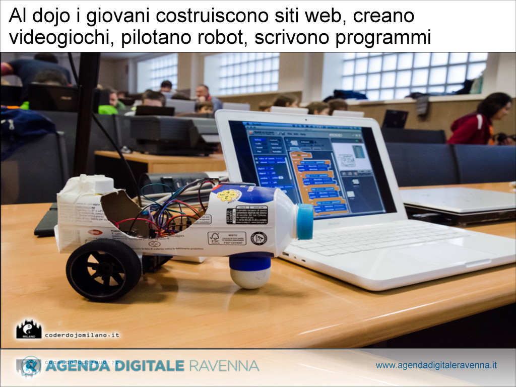 www.agendadigitaleravenna.it Al dojo i giovani ...