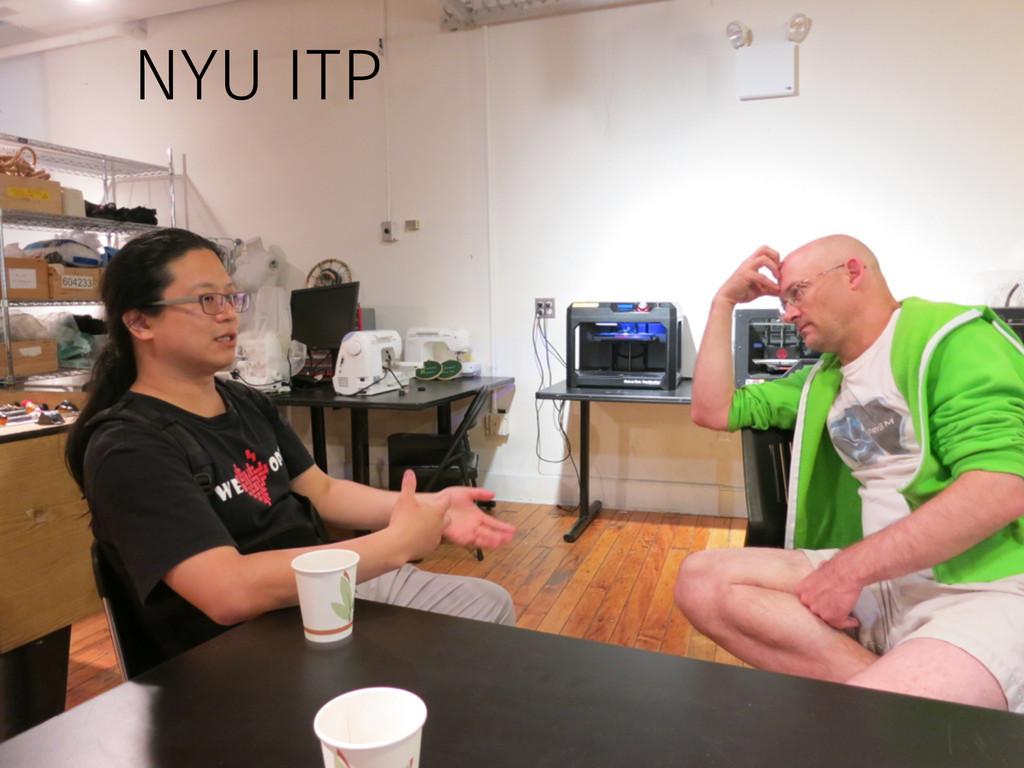 NYU ITP