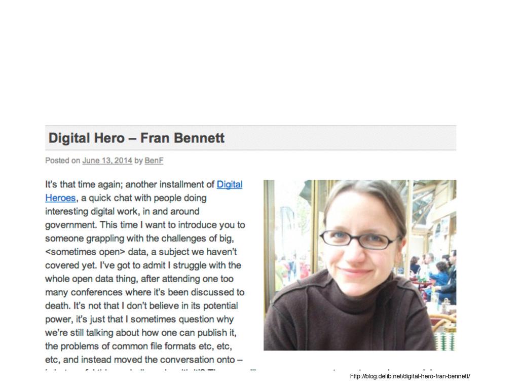 http://blog.delib.net/digital-hero-fran-bennett/