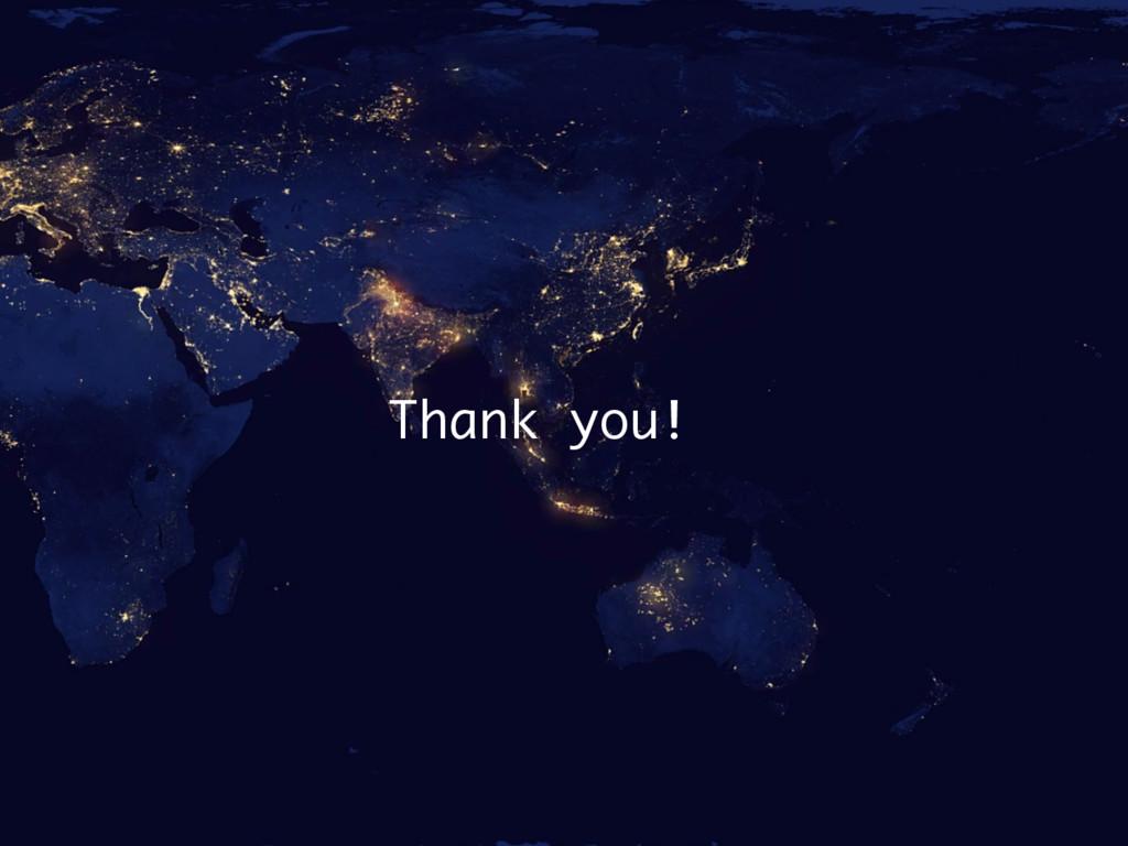 CONFIDENTIAL Thank you :) Thank you!