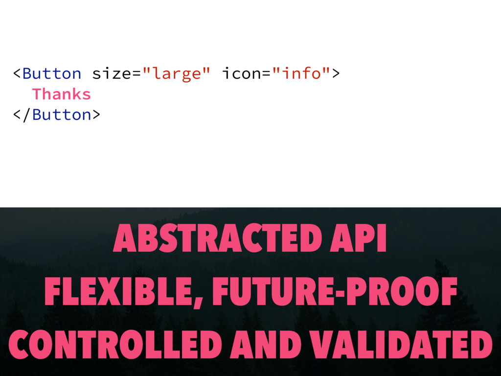 ABSTRACTED API FLEXIBLE, FUTURE-PROOF CONTROLLE...