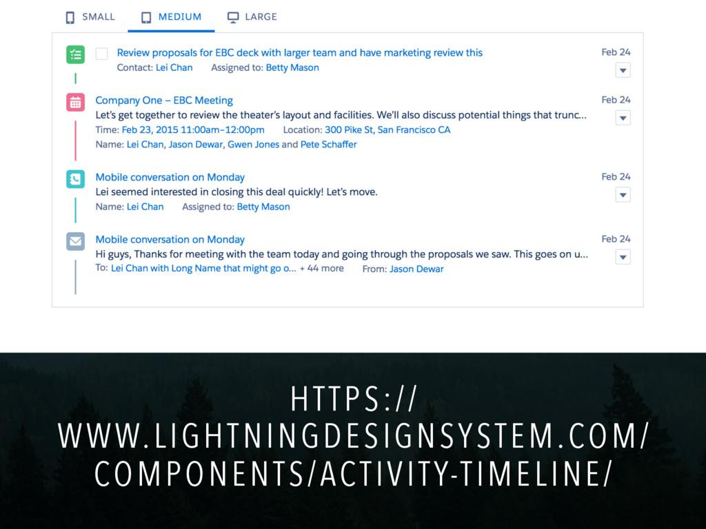 HTTPS:// WWW.LIGHTNINGDESIGNSYSTEM.COM/ COMPONE...