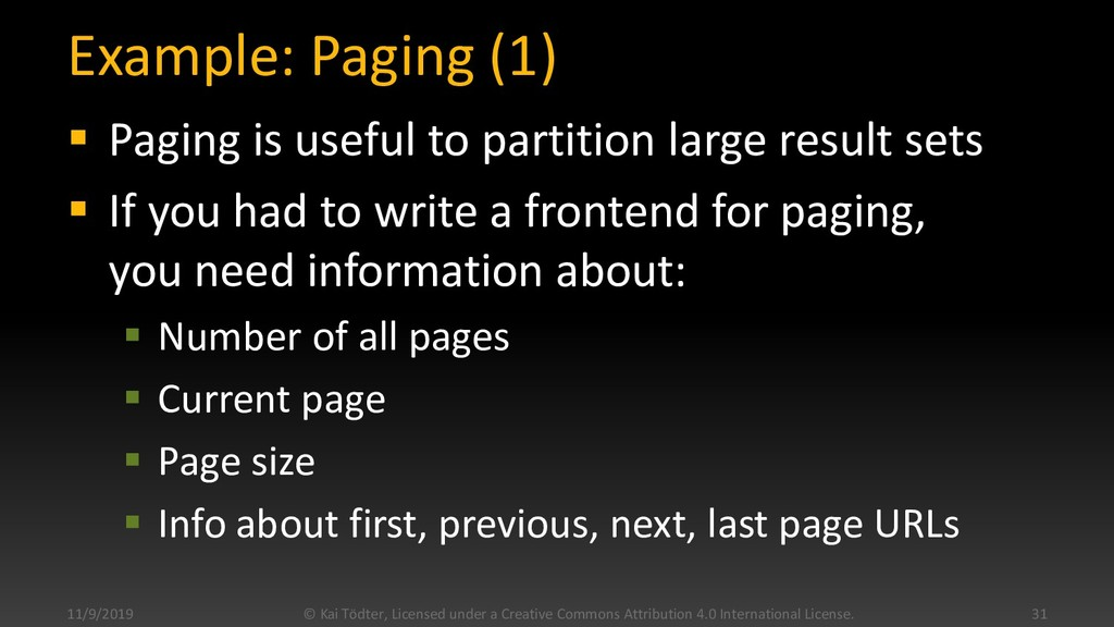 Example: Paging (1)  Paging is useful to parti...
