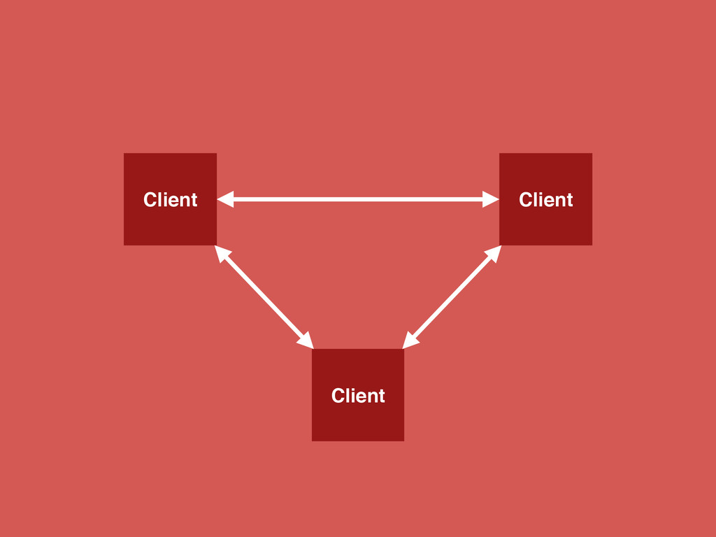 Client Client Client