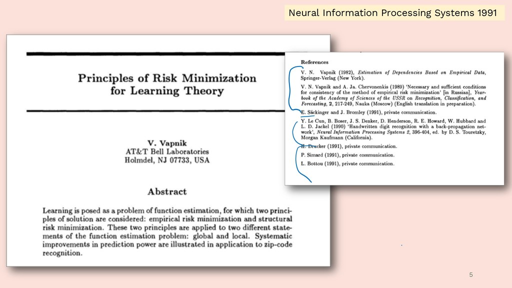 5 Neural Information Processing Systems 1991