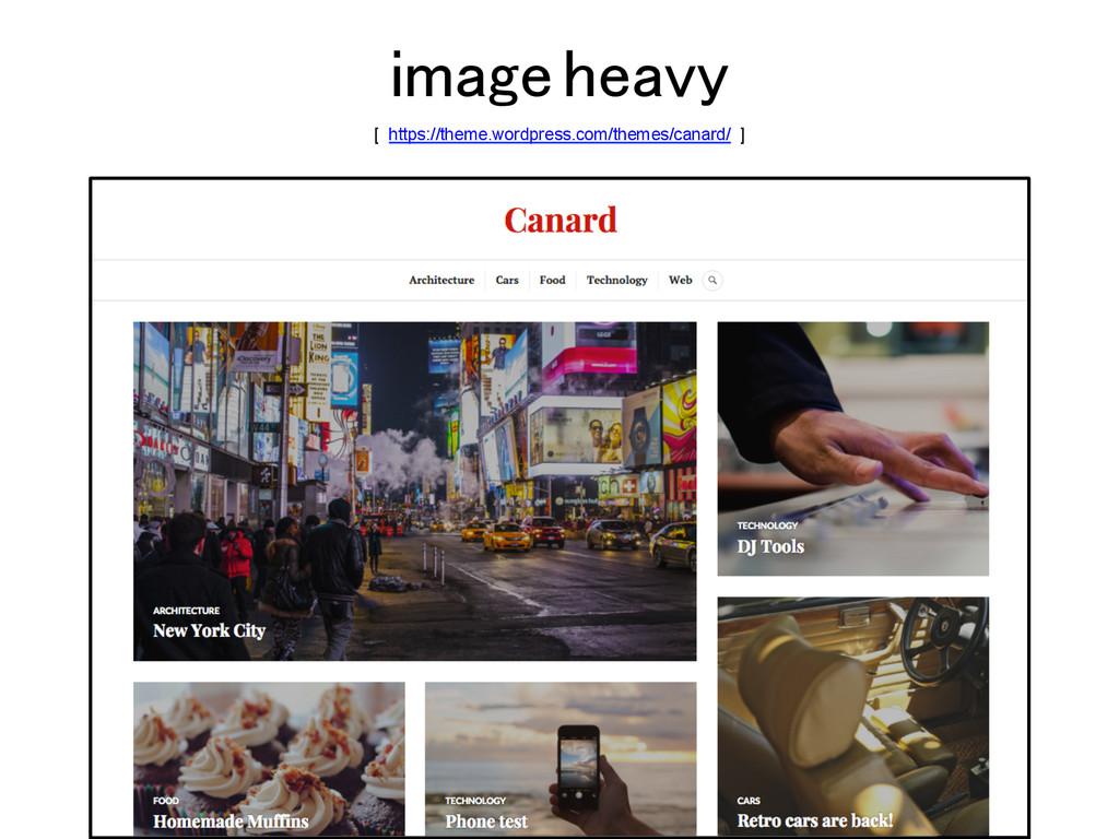 image heavy! [ https://theme.wordpress.com/them...