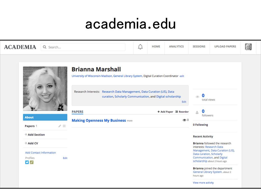 academia.edu!