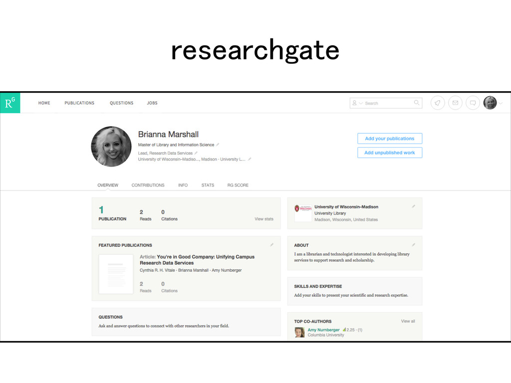researchgate!