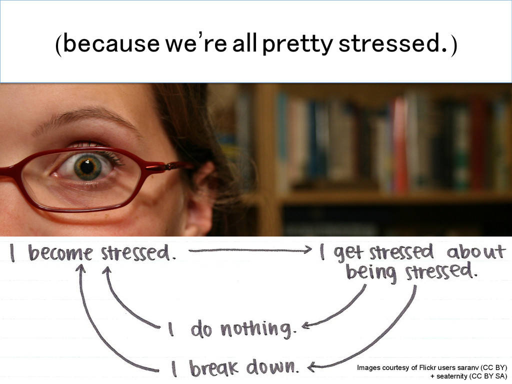 (because we're all pretty stressed.)! Images co...