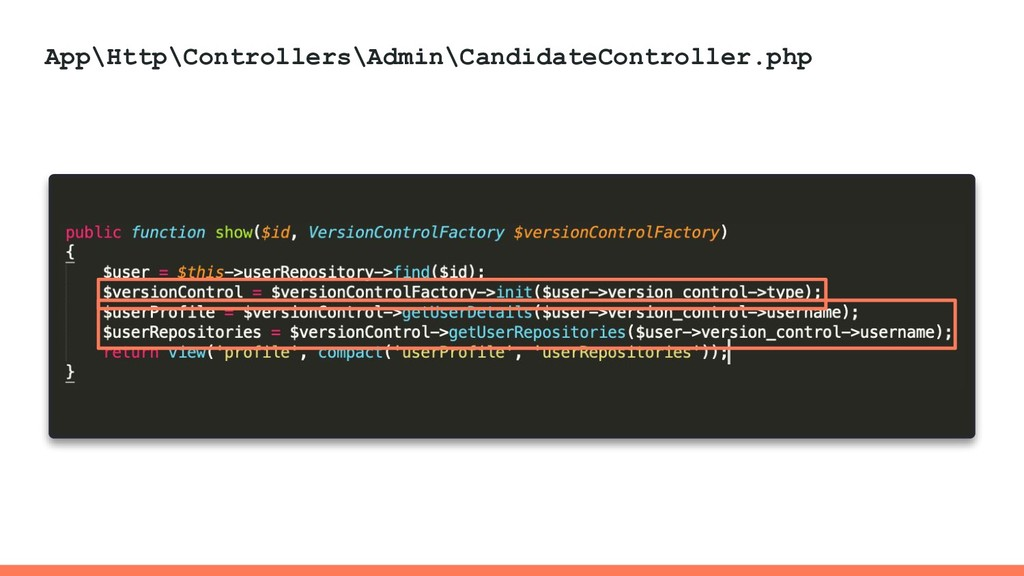 App\Http\Controllers\Admin\CandidateController....