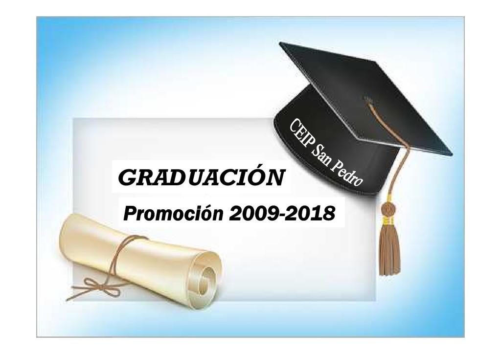 GRADUACIÓN Promoci Promoci Promoci Promoció ó ó...