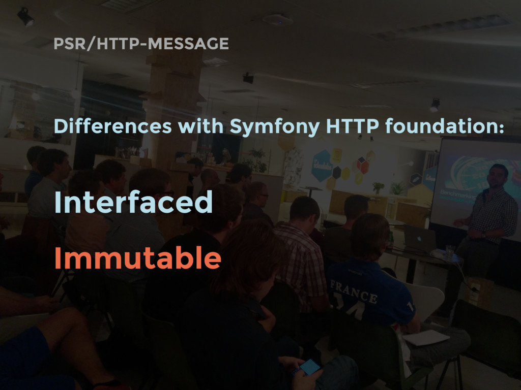 Differences with Symfony HTTP foundation: Inter...
