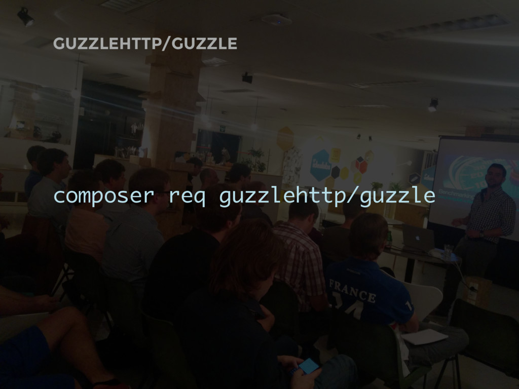 GUZZLEHTTP/GUZZLE composer req guzzlehttp/guzzle